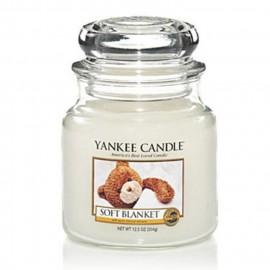 Candela piccola SOFT BLANKET Yankee Candle