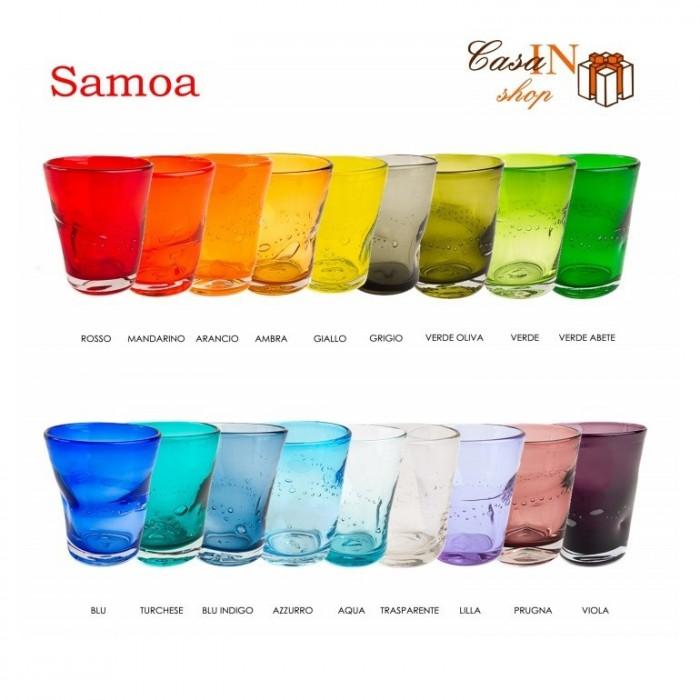 Samoa Bicchiere Acqua Comtesse Casa In Shop Negozio Di