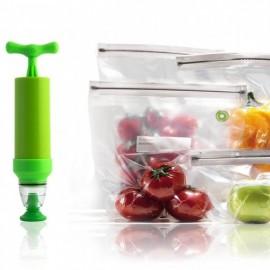 Kit manuale sottovuoto col. avocado- CLASSE