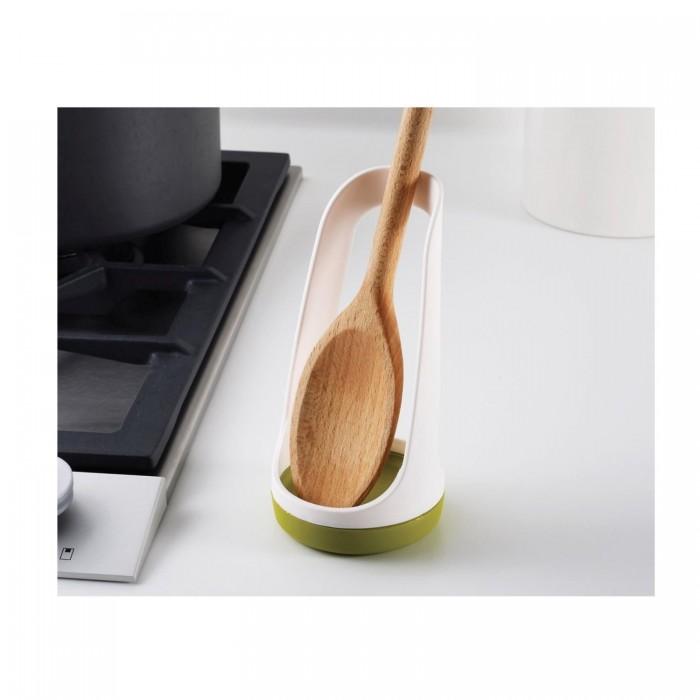 Spoon poggiamestolo joseph base bianca