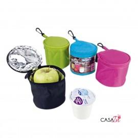 Contenitore termico refrigerante per frutta-yogurt IRIS